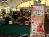 mercato centrale tent