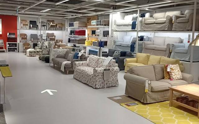 Tips Memilih Perabot IKEA Desain Terbaru