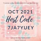 October Host Code ** 7JA7YUEY ** UPDATED MONTHLY