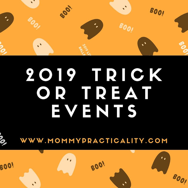 2019 Halloween Trick or Treat in Manila