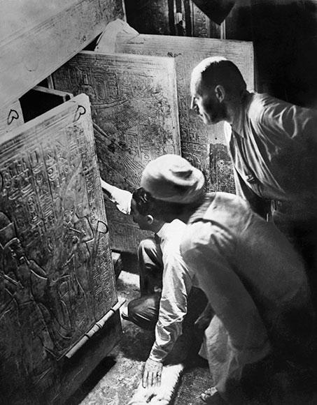 Howard Carter - Tutankamón.