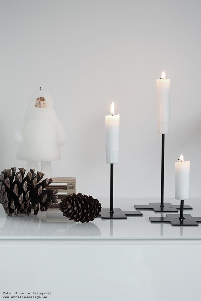 snowdoll, ljus, eskimå, annelies design, webbutik, webbutiker, webshop, nätbutik, nätbutiker, nettbutikk, nettbutikker, ljusstake, ljusstakar, inredning, jul, julen 2016, advent, julpynt,