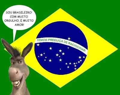 Resultado de imagem para ignorante, povo brasileiro