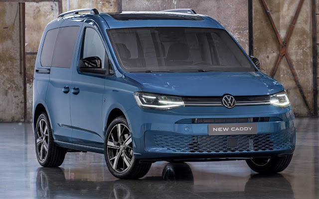 Novo VW Caddy 2021