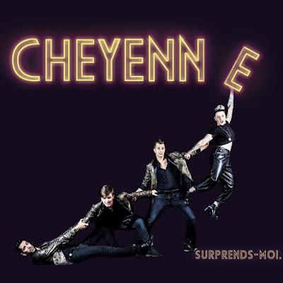 """Au delà de """"surprends-moi"""", Cheyenne a tout pour s'imposer sur la scène pop rock."""