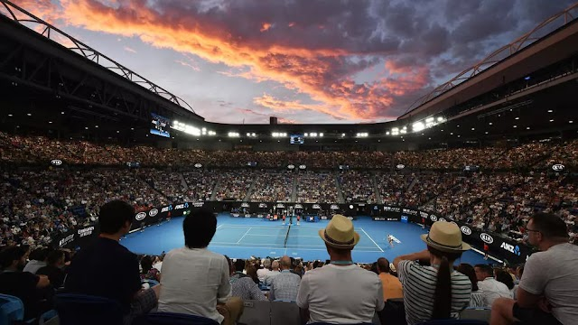 Between 25,000 and 30,000 a day allowed into Australian Open