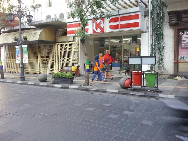 circle k jalan braga