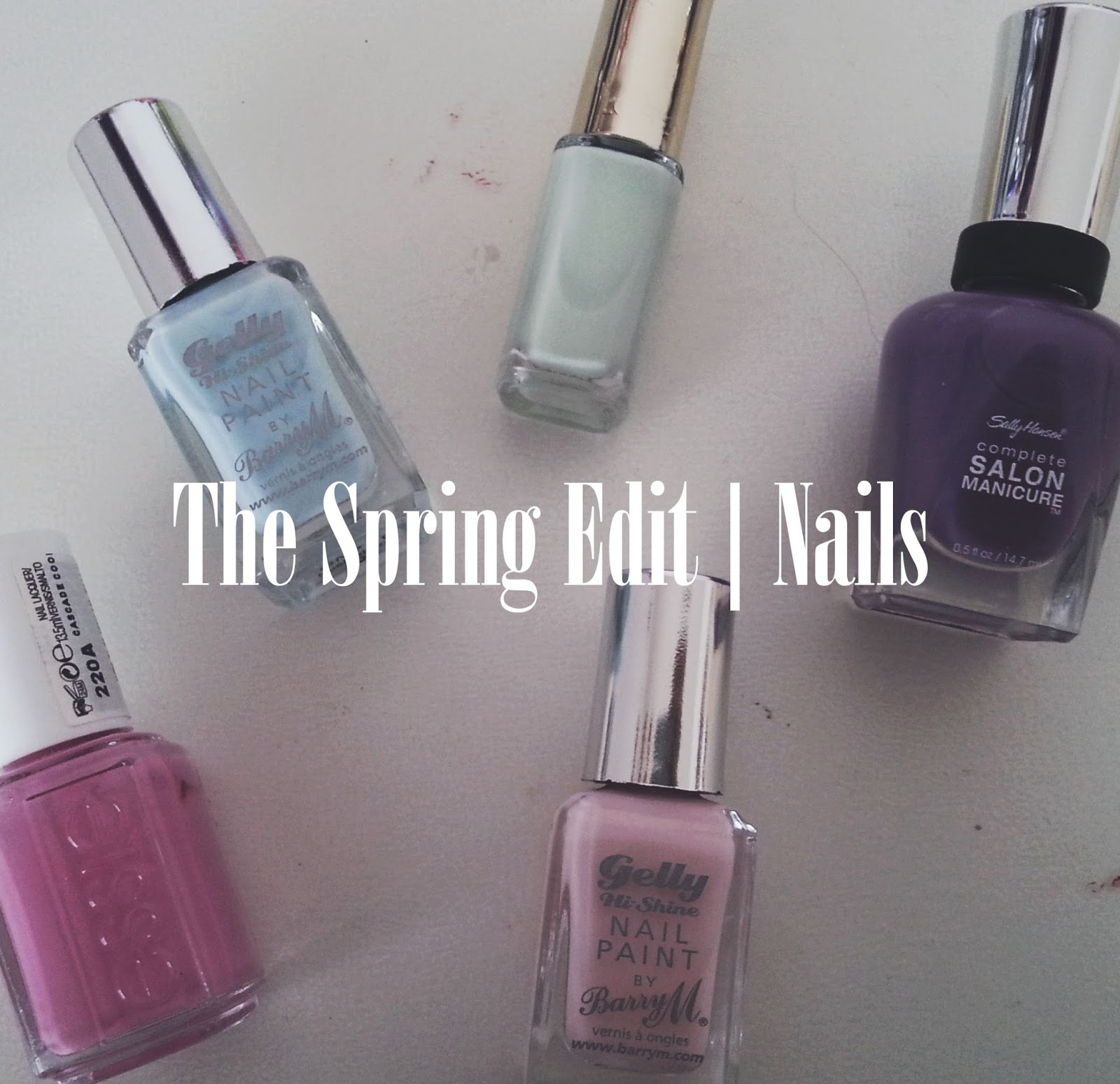 The Spring Edit|Nails
