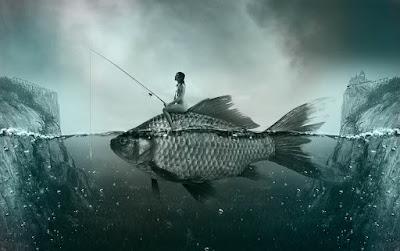 Человек - не рыба