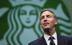 Starbucks CEO's Refugee Comments Sour Customer Views Of Chain