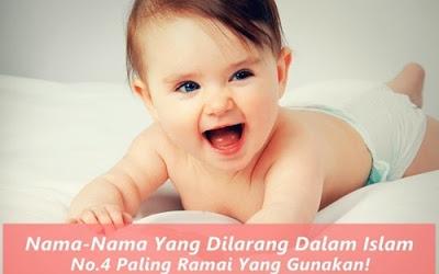 Jangan Beri Anak Anda Nama yang Dilarang dalam Islam Ini!