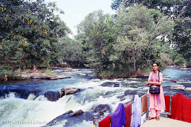 Hogenakkal Falls - Weekend getaways from Bangalore