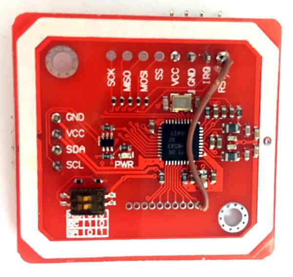 Pn532 Mifare Ultralight