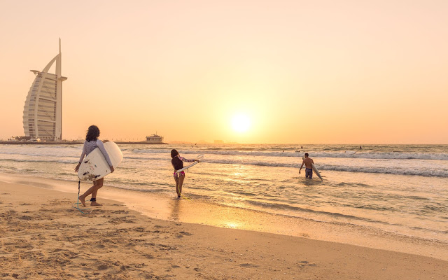 شاطئ أم سقيم