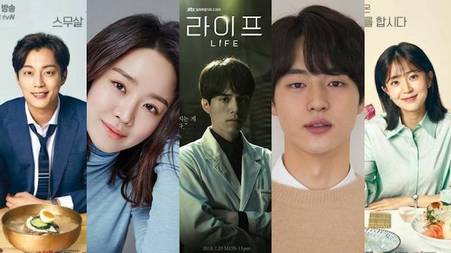 Senarai Drama Korea Terbaik Sepanjang 2018