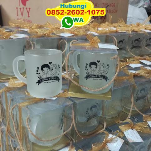 souvenir gelas pasar jatinegara 50404