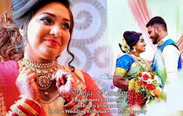 Indian Wedding Filmmaker l Durga Kunalan