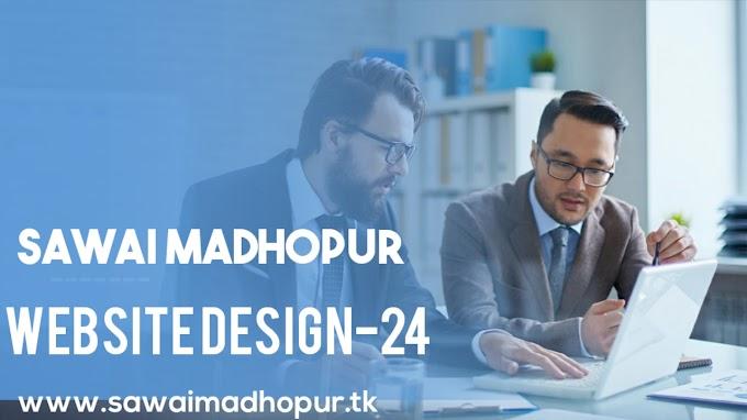 Sawai madhopur website design
