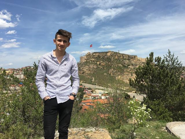Kubilay Kılıçoğlu Kastamonu Kalesi Mezuniyet 2019 - Mayıs 2019