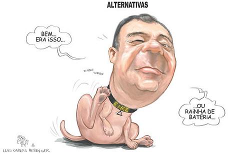 Eike Batista é o exemplo mais claro do que dá a junção de fisiologismo, populismo e empresários oportunistas
