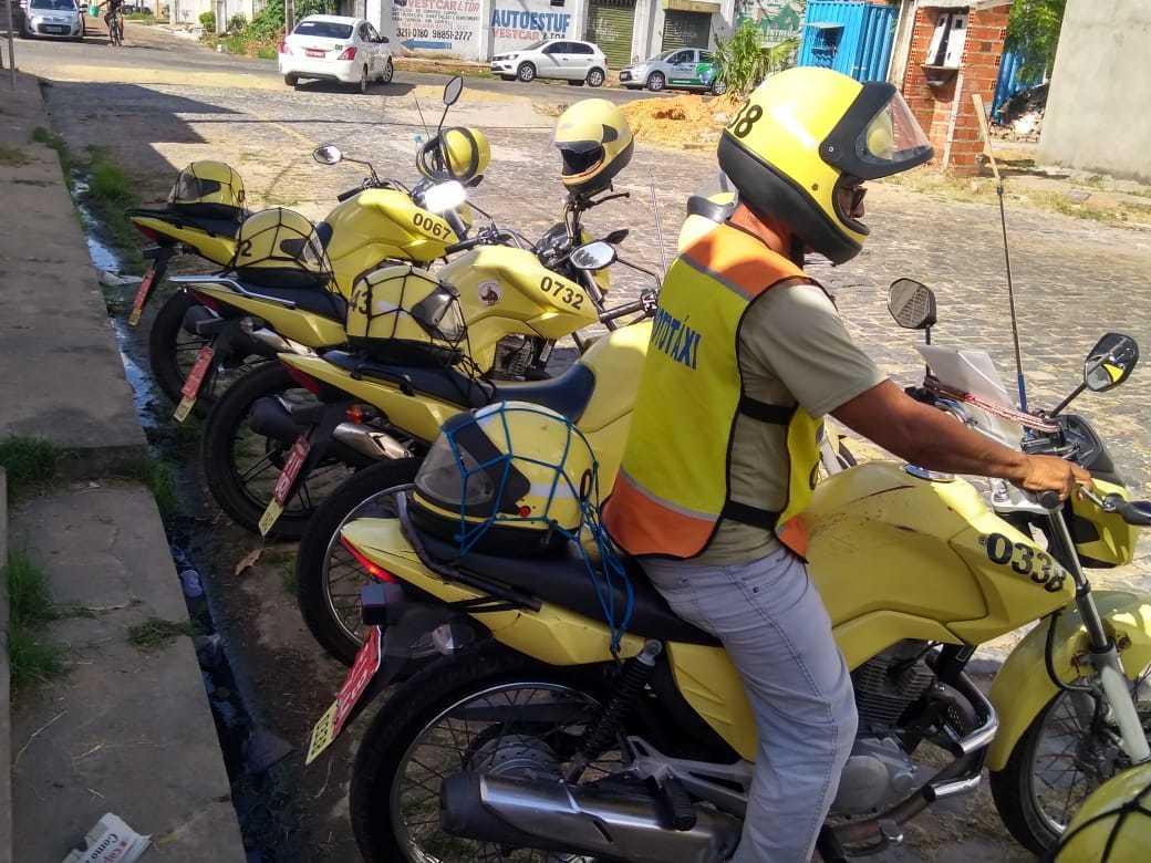 Prefeitura de São Gonçalo do Amarante realiza cadastro de mototaxistas com atuação no município - Tribuna de Noticias
