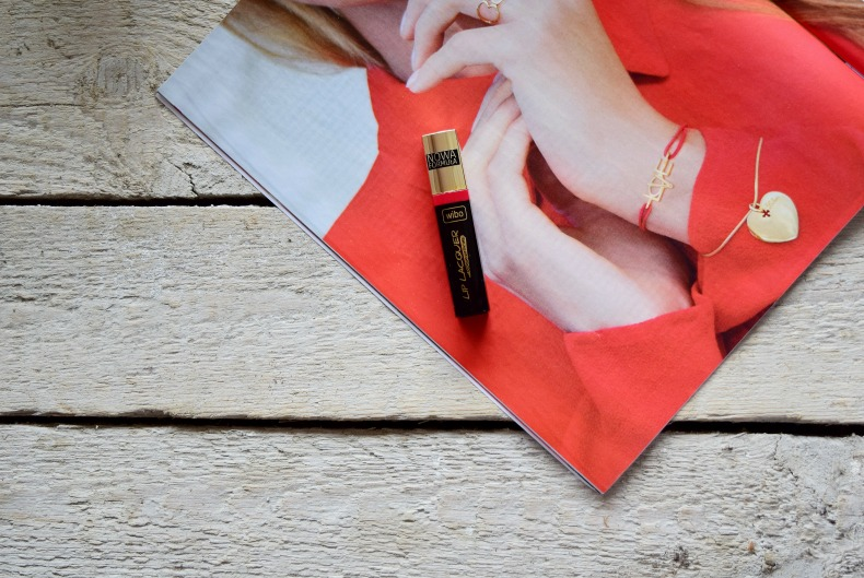 ROCK WITH ME, LIP LACQUER / LAKIER DO UST WIBO