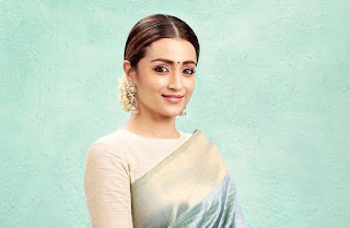Trisha Krishnan wiki, Biography, Height, Weight, Age, Family, Films, Unknown Facts, Videos, controversy, movies, awards  and more.