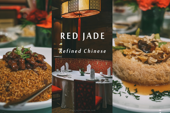 Red Jade: Refined Chinese Cuisine at The Manila Hotel
