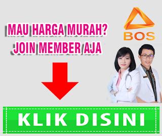 Daftar member Pt bos