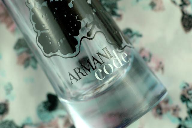 Lieblingsparfum Armani Code