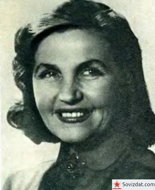 1960. Тамара Макарова - из журнала Советский Экран № 5