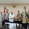 Bertemu Dengan Ketua DPD RI, Ini keluhan Pelaku Bisnis Ke Pelabuhanan di Tanjung Perak