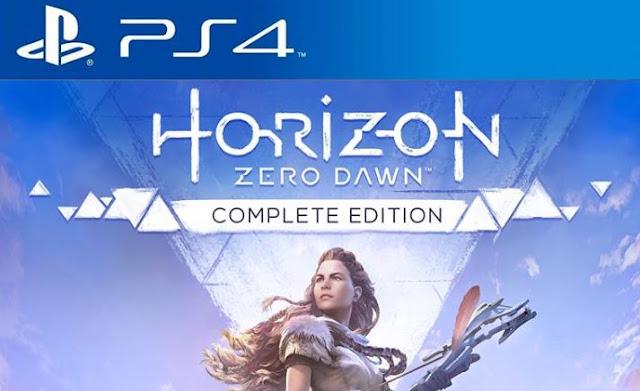 الإعلان رسميا عن تجميعة Horizon Zero Dawn Complete Edition و هذا موعد إصدارها