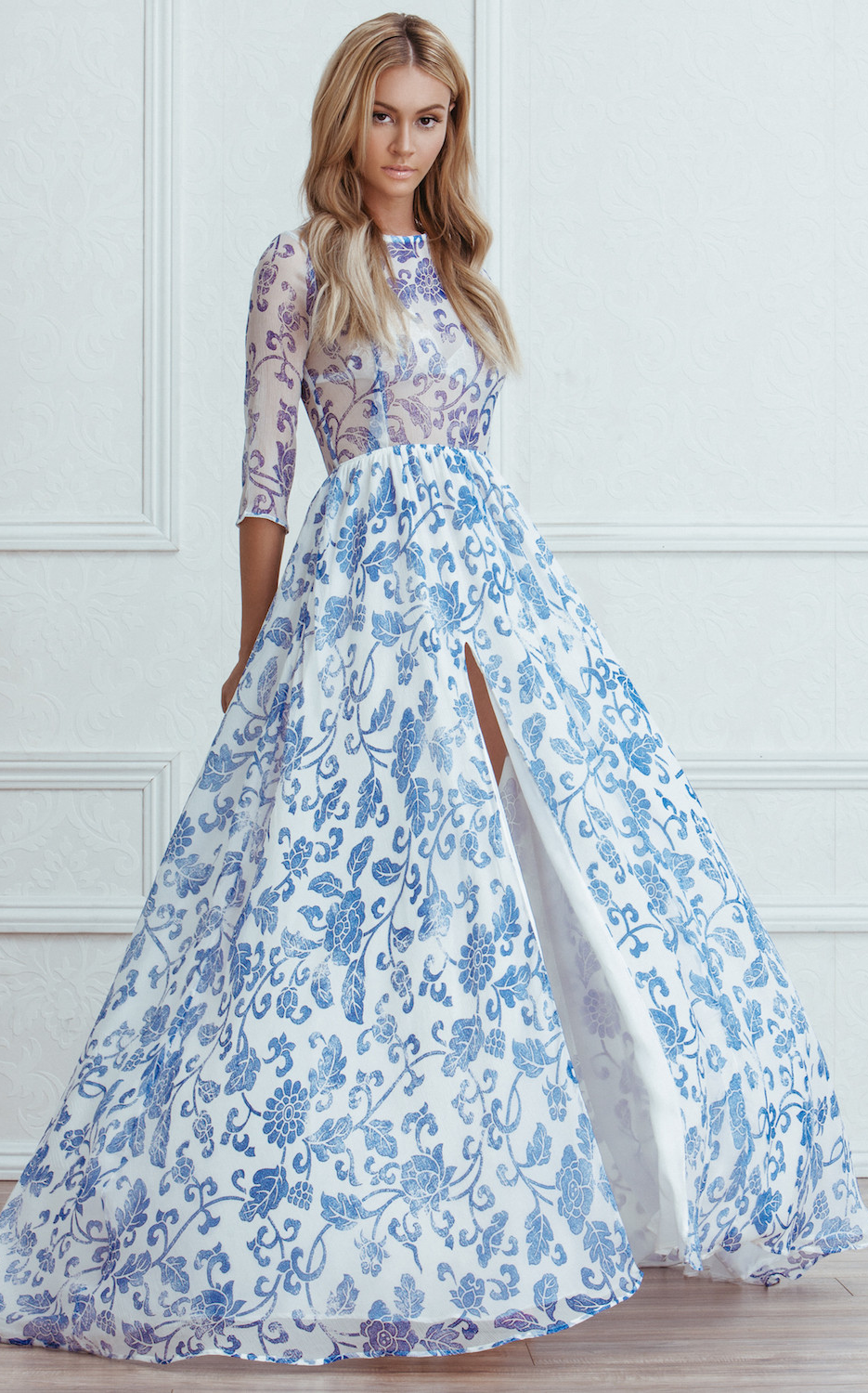 Lurelly Sicily Gown