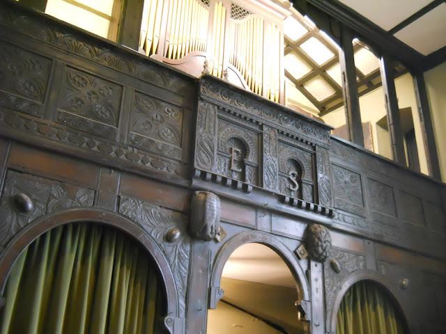 stuart wood carving