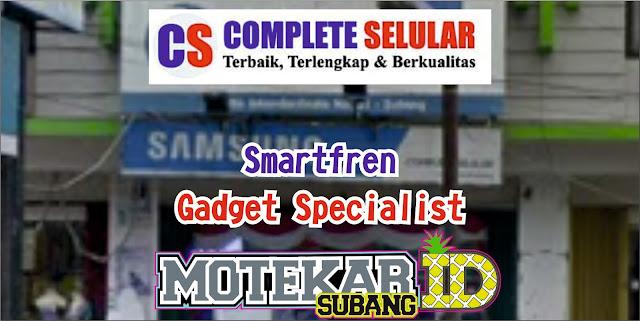 Info Loker Smartfren Gadget Specialist (Subang dan Purwakarta) April 2019