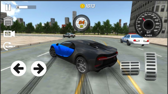 Game Mobil Balap Offline Real Car Drifting Simulator