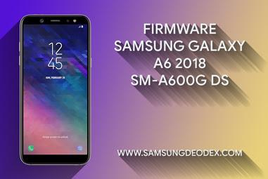 FIRMWARE SAMSUNG A600G DS
