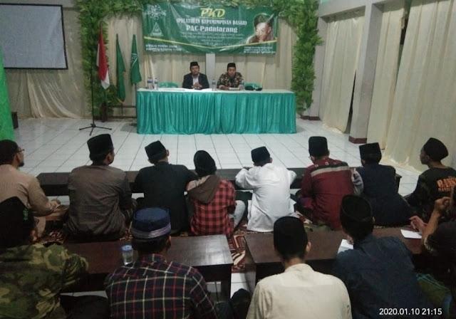 Rekrut Kader Baru, GP Ansor Padalarang Siap Bergerak Taktis
