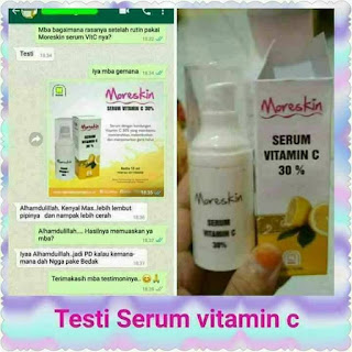 moreskin serum vitamin c 30