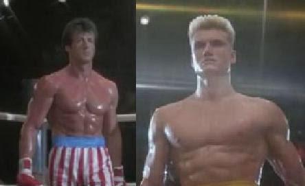 Rocky 4. - Rocky és Drago