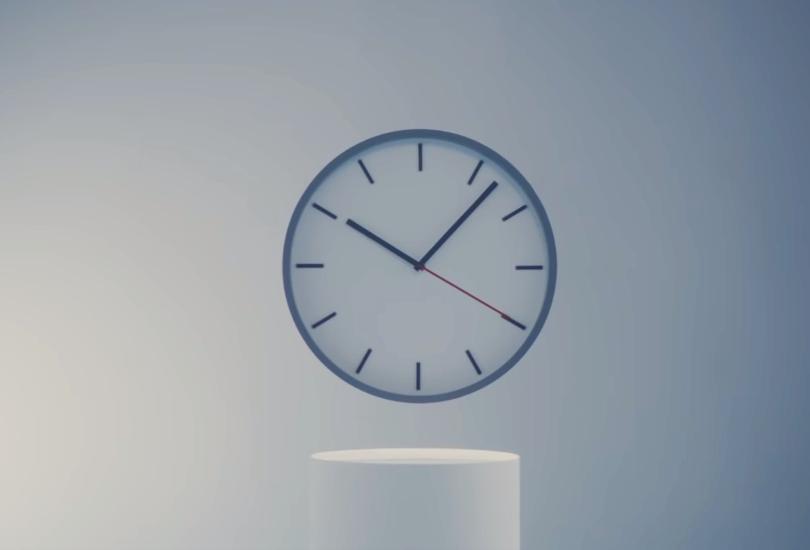 "The clock in the ""Everyday"" music video   Random J Pop"