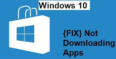 fix windows store apps not downloading problem