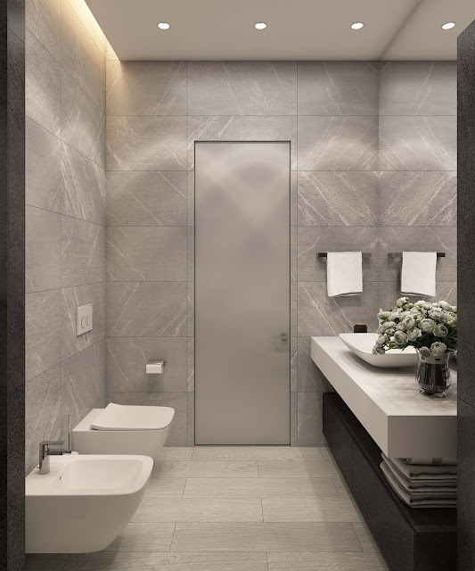 Interior Design Of Small Bathroom
