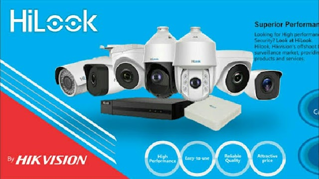 HILOOK BY HIKVISION CCTV HARGA ( PRICELIST )