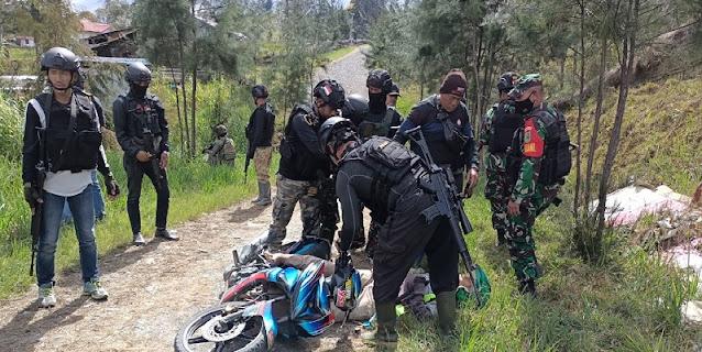 KKB Kembali Tembak Warga Sipil Di Papua