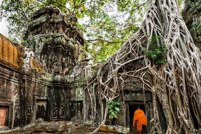Bienvenue au Cambodge