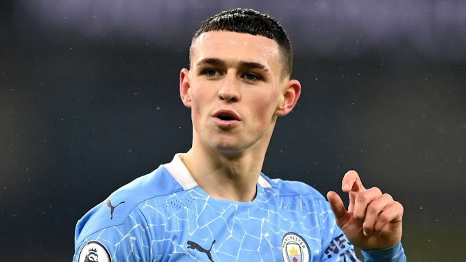 Foden In Line For Fresh Terms At Man City