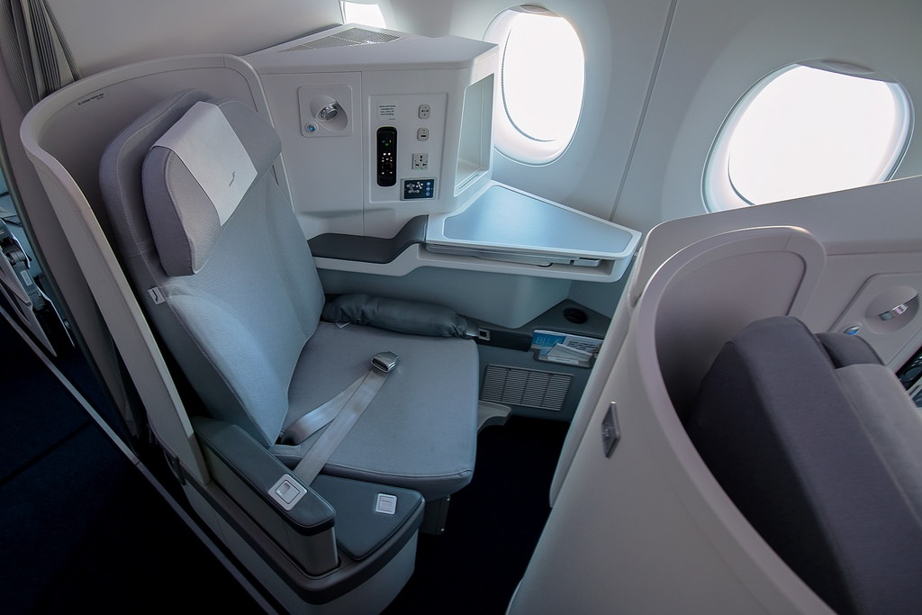 A350 Xwb News With How Many Seats Will Be Configured The