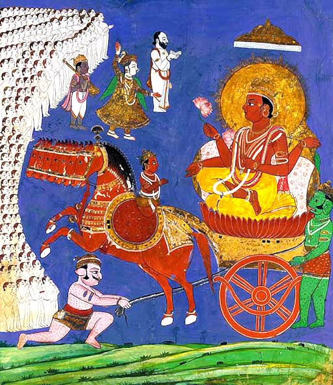 Hinduism and Leadership